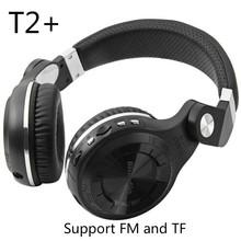 Buy Bluedio T2+ Turbo Wireless Bluetooth 4.1 Stereo Headset Hifi T2, Plus Earphone Headphone Support TF FM Radio Smart phones for $32.12 in AliExpress store