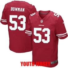 100% Stitiched San Francisco 49er Colin Kaepernick Patrick Willis Joe Montana Jerry Rice NaVorro Bowman For YOUTH KID,camouflage(China (Mainland))