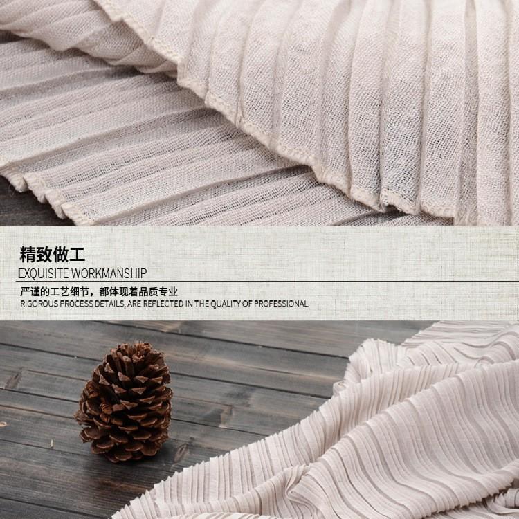 180*90cm Cotton Scarf Women 2017 Luxury Brand Wrinkle Solid Scarf Fall Winter Fashion Women Echarpe Elegant Long Shawls Scarves