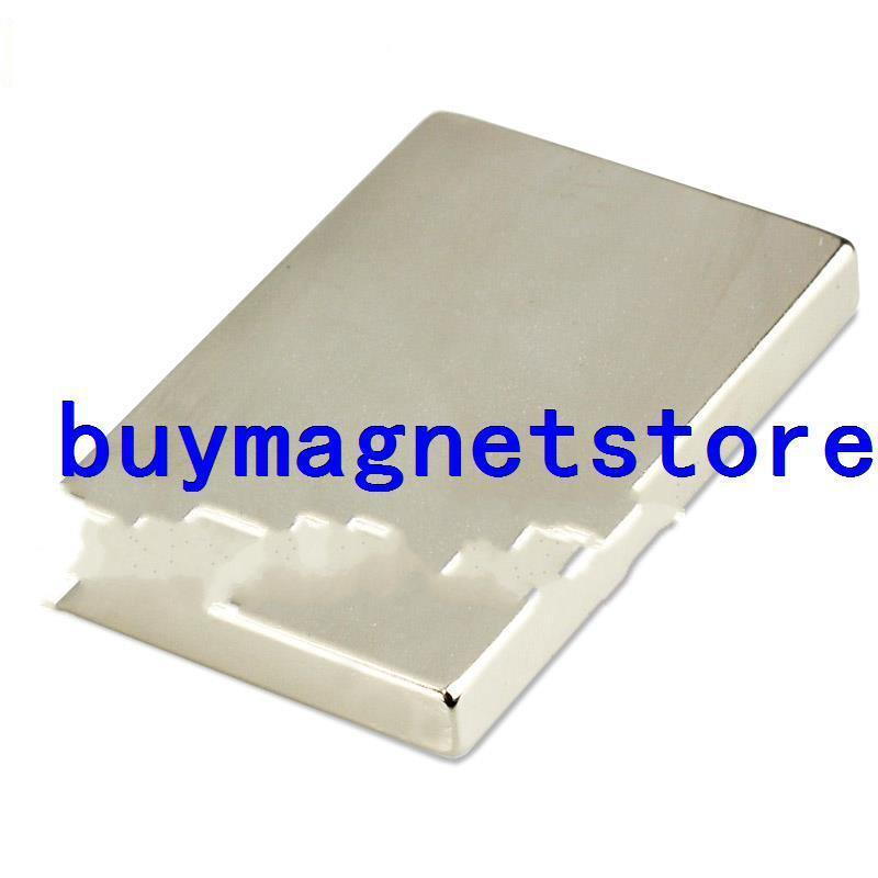 1pc Strong Block Magnet 60mm x 40mm x 7mm Rare Earth Neodymium N35<br><br>Aliexpress