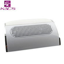 HOTSALE 110V&240V Nail Art Dust Suction Collector 3 fans Nail dust collector nail dust cleanser collector Nail dryer machine