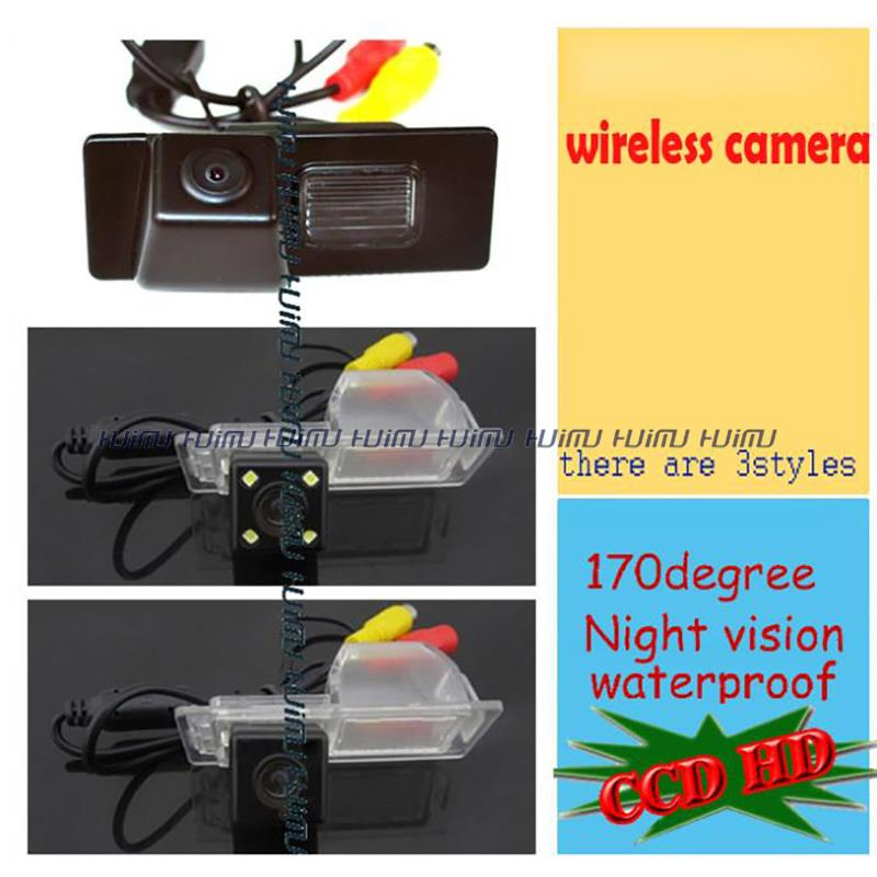 wireless LEDS Car Rear Camera For sony CCD Opel Mokka Chevrolet Aveo Trailblazer Cruze h/b wagon Cadillas SRX CTS parking assist(China (Mainland))