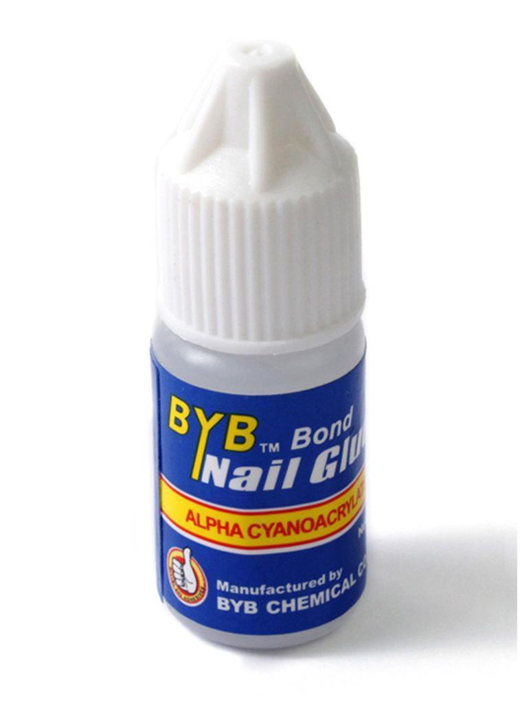 High Quality 3g False Nail Art Gel Nail Decoration Tips Glue Fast Drying Acrylic Glue Manicure 3pcs 3 pcs(China (Mainland))
