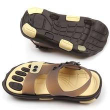 2015 été enfants sandales antidérapantes résistant à l'usure Casual sandales garçons chaussures baskets pantoufles cool(China (Mainland))