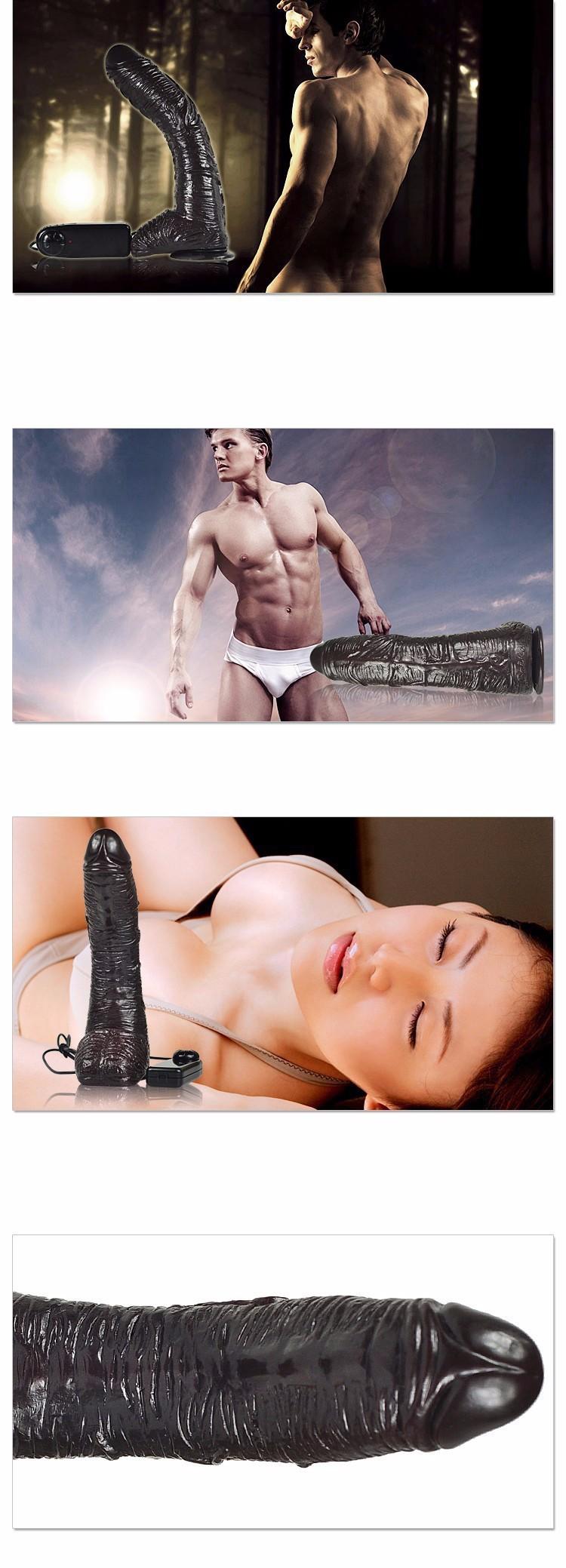 Penis Tempel Getar Negro Alat Sex Toys Wanita murah jakarta