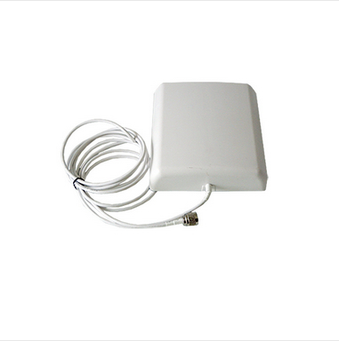 High gain 9dBi Indoor directional panel antenna with 5m cable for signal repeater booster