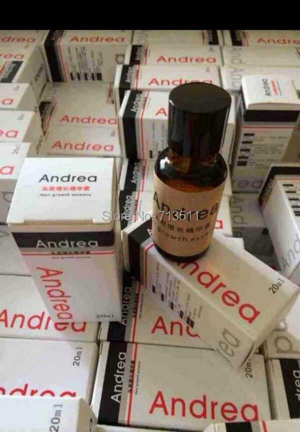 Andrea Hair Growth Essence Loss Liquid 20ml dense hair - Beautiful Life For Everyone store