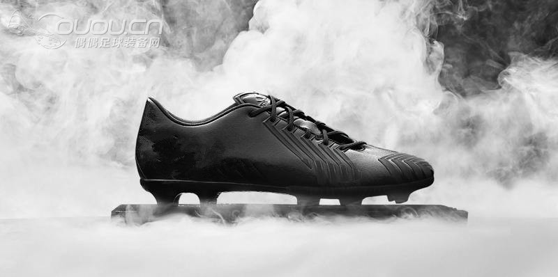 2015 outdoor football boots Falcon 14 generations microfiber leather Predator Instinct FG - Black/Black soccer cleats shoes(China (Mainland))