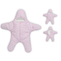 New Arrival Cute Star Baby Sleeping Bags Winter Baby Sleep Sack Warm Baby Blanket Swaddle Sleepsacks