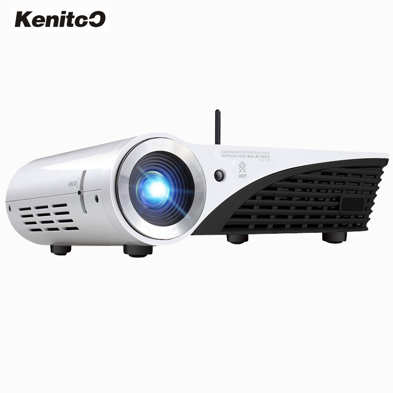 Win10 system dlp projector 1280 800 native resolution for Dlp portable projector