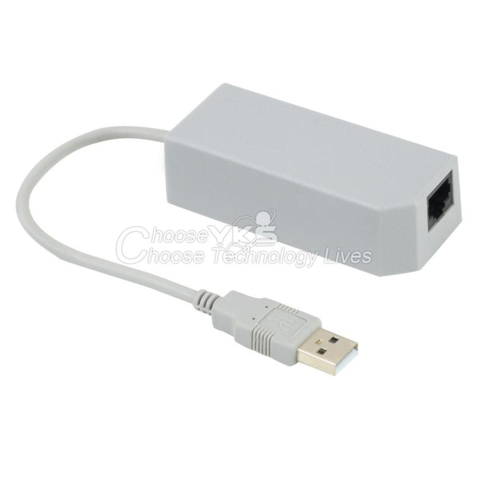 LAN Network Adapter Connector USB Internet Ethernet For Nintendo for Wii for Wii for U PC Wholesale<br><br>Aliexpress