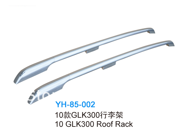 Glk300 roof rack luggage rack roof rail for mercedes for Mercedes benz spare parts price list