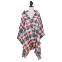 Autumn 2016 Women Vintage Tartan Plaid Scarves for Women Thick Soft Winter Scarf Fashion Pashmina Shawls and Scarves za* Scarf