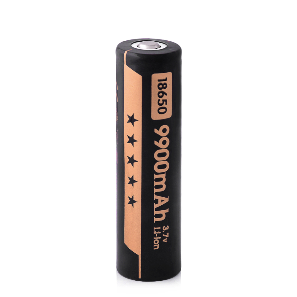 9900mAh High Capacity+Hot Selling Durable+Long Lasting Portable18650 Battery 3.7V Li-ion Rechargeable Cells For Torch Flashlight(China (Mainland))