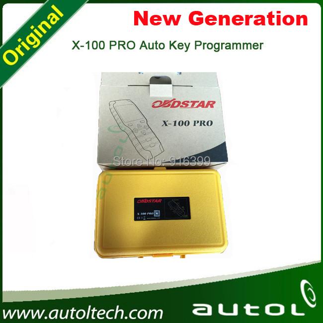 Hot Promotion!! X 100 Auto Key Programmer X100 Pro Car Key Programmer Universal X 100 Pro X-100 pro X100 Auto Key Programmer DHL(China (Mainland))