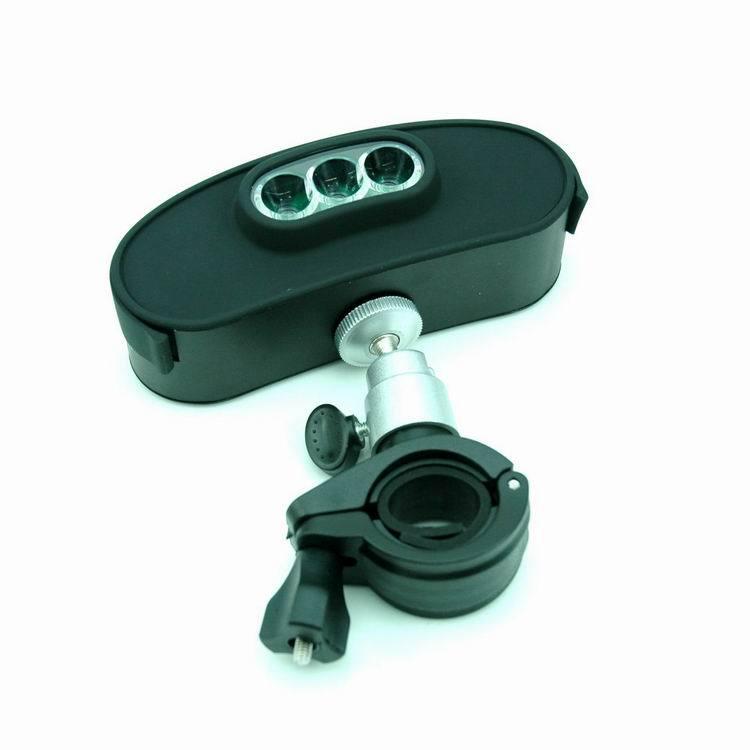 Wireless Mini Good Bass Radio IP64 Outdoor Bicycle Stereo Bluetooth Speaker Cheap speaker hand HIFI 1800mAh with Flashlight(China (Mainland))