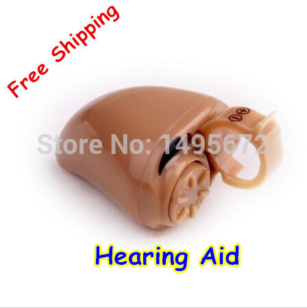 Best mini amplifier Ear Care Hearing Aids Sound Amplifier Voice Amplifier Mini Volume Adjustable K-82(China (Mainland))