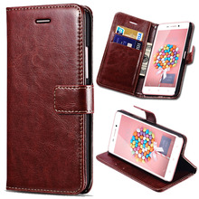 S60W Retro Leather Wallet Bag Stand For Lenovo S60 S60-T PU Flip Cover With Card Holder Phone Case For Lenovo S60 Business Capa