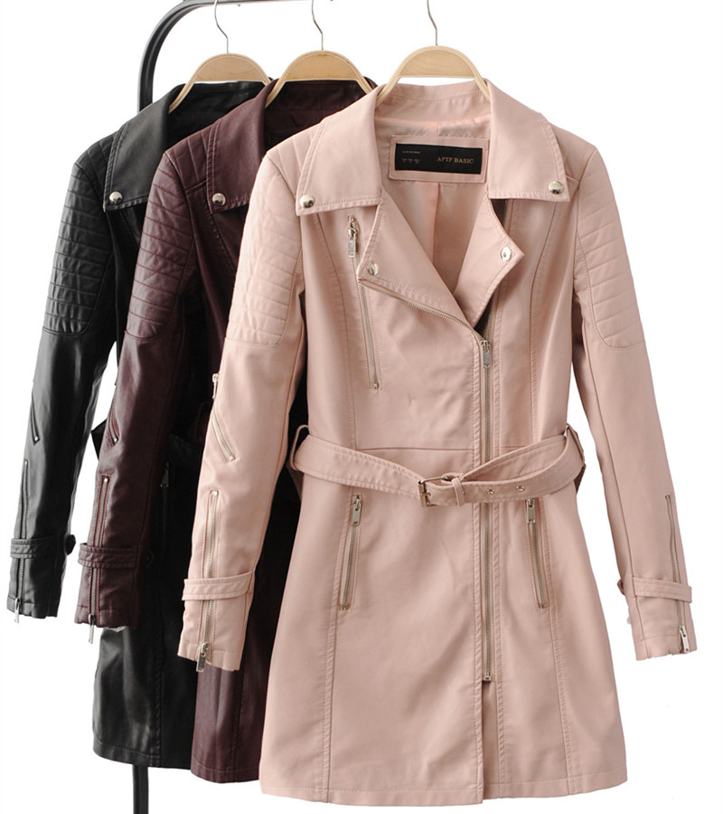 Leather jackets factory