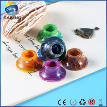 Buy Sailing Snake Skin Pattern Epoxy Resin Drip Tips for Mage RTA Atomizer Vape Electronic Cigarette 10pcs wholesale for $49.99 in AliExpress store