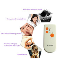 Free Shipping Electronic Sleep Treatment Instrument Insomnia Therapeutic Apparatus 2015 New