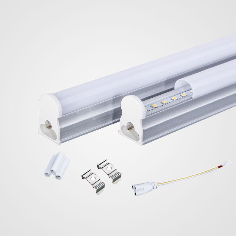 T5 LED Tube Light 300mm 6W 500lm LED Light AC85-265V Epistar SMD 2835 CE & ROSH Warm White Cold White LED Lamp(China (Mainland))