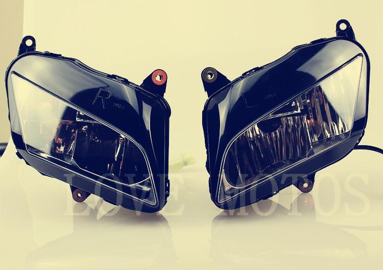 Фотография Motorcycle Headlight For Honda CBR 600 RR 2007 2008 2009-2011 Assembly Headlamp