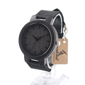 Bobobird C27 Men s Design Brand Luxury Wooden Bamboo Watches With Real Leather Quartz Watch in