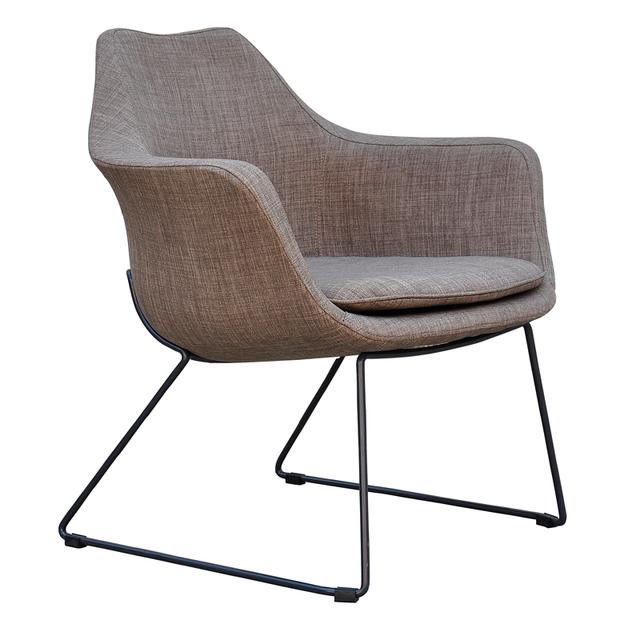 Modern Foyer Chairs : Fashion fabric chair modern foyer reception dinette chairs