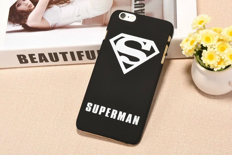 Cool Fashion Ultra Thin Protector Cell Phone Cases for Apple Iphone 6 4.7inch Plastic Back Cover(Hong Kong)