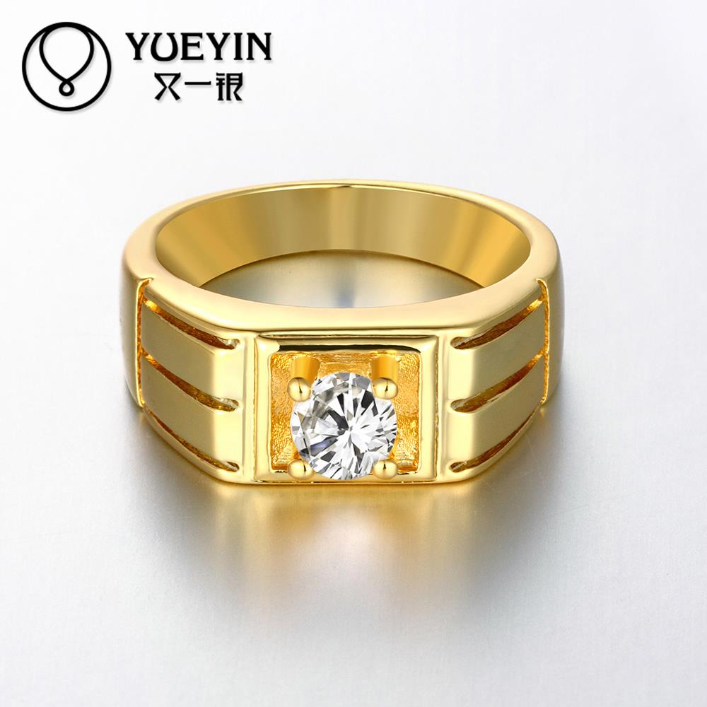 Newest-Trendy-Male-Jewelry-Crystal-Rings-Wedding-Korean ...