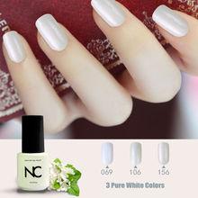 3 Colors UV Lamp Gel Nail Polish Primer Gel Lak Spray Gel Esmalte Gel Nail Lacquers Bling Artificial Nails Vernis Semi Permanent