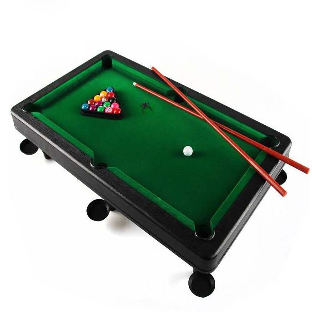 Children Billiard table toy 65*36*16cm Boxed Mini Pool Ball Snooker Desktop Table Game(China (Mainland))