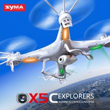 Original Syma X5C with Camera HD 2.4G 4CH Remote Control Quadcopter Drone 4 Channels RC Plane Drone X5 X5A-1 RC Quadrocopter