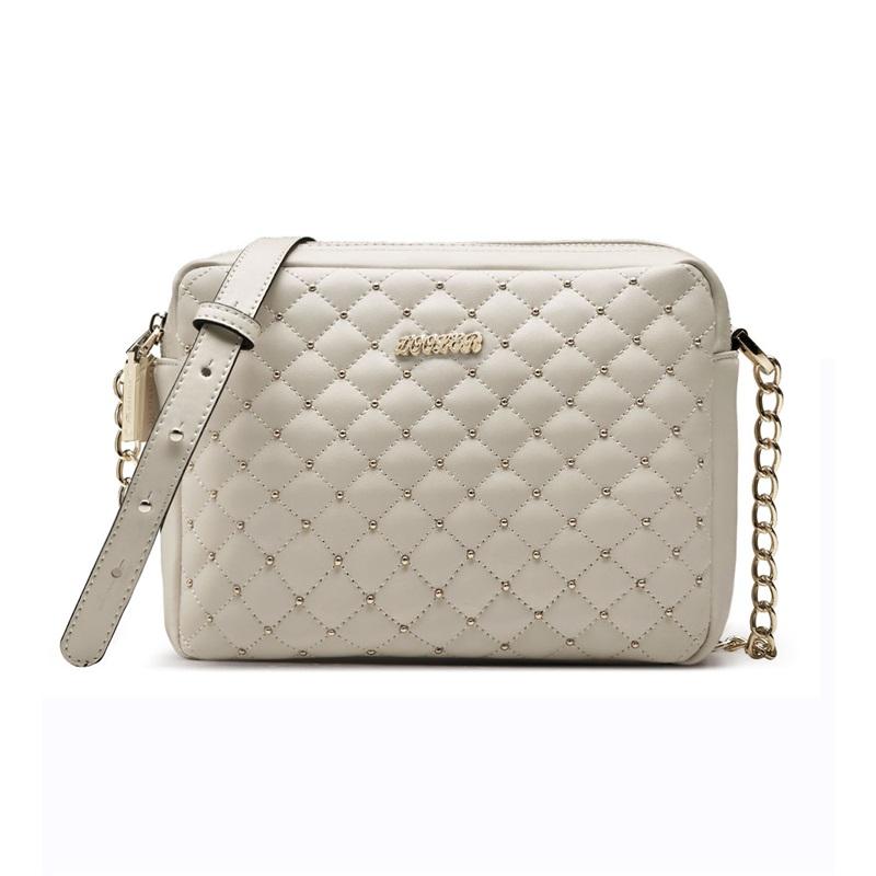 2016 New fashion Mini rivet Pattern Leather handbags Leisure Diagonal shoulder bag CMX 650<br><br>Aliexpress