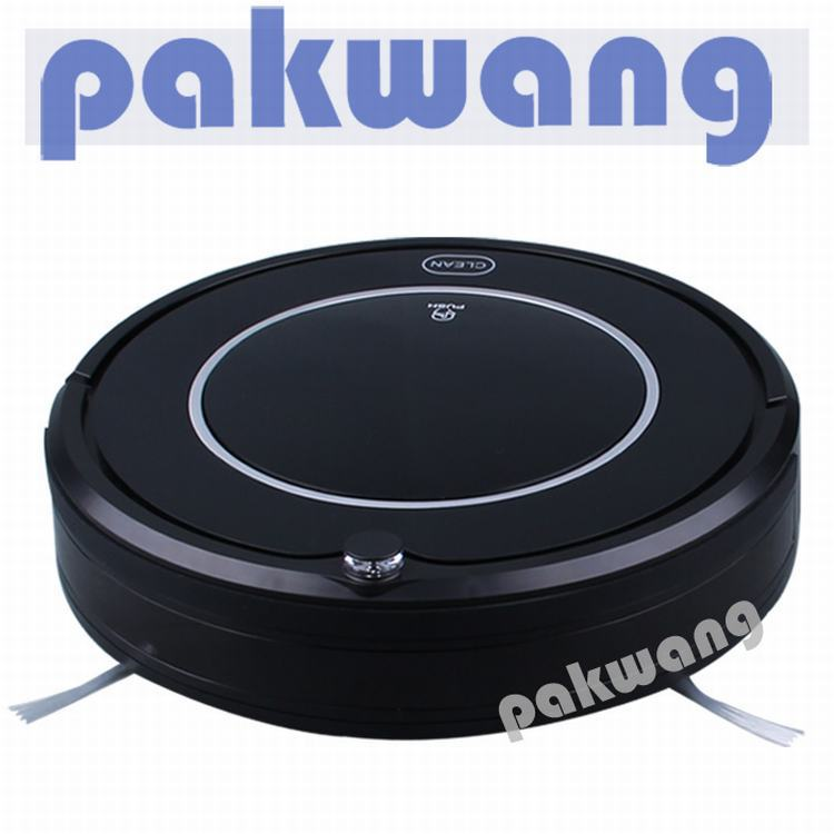 PAKWANG X550 Big Power Automatic Robot Vacuum Cleaner Household Sweeper Automatic Aspirateur with 4 cleaning routes(China (Mainland))
