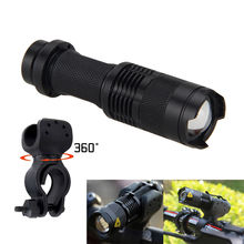 Buy Bicycle Light 1200 Lumens XPE LED Cycling Front Light Bike lights Lamp Torch Waterproof ZOOM flashlight for $4.57 in AliExpress store