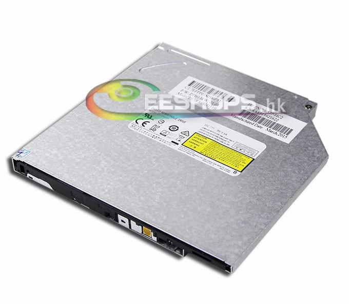 Best for HP Envy Notebook PC 9.5mm SATA Internal Optical Drive PLDS DU-8A6SH Super Multi 8X DVD RW DL RAM Burner 24X CD-R Writer(Hong Kong)
