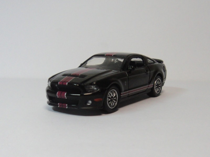 GREENLIGHT 1:64 Ford Shelby GT500 2011 Diecast car model(China (Mainland))
