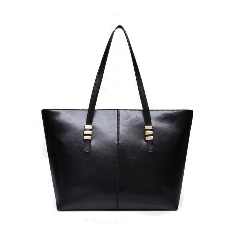 Brand good PU leather women's ladies casual tore bags handbags shoulder bags for women lady female feminina PU red black bolsas(China (Mainland))