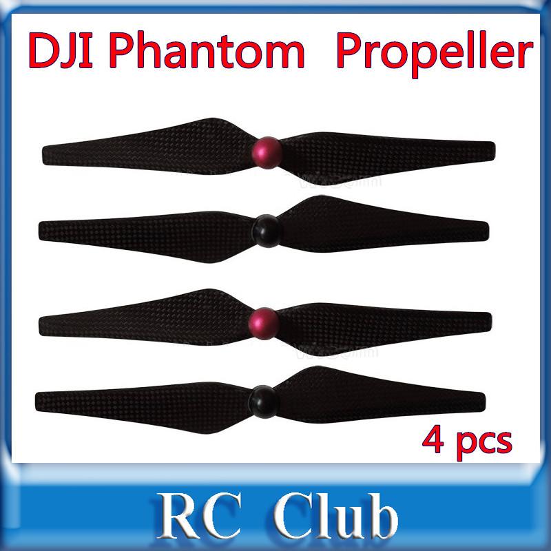 Free Shipping  Carbon Fiber 9443 Self-locking Propeller for DJI Phantom 2 Vision DJI Phantom 2  Include 4 pieces<br><br>Aliexpress