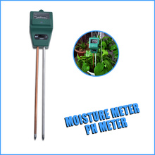 Buy 3 in1 Plant Flowers Soil Moisture Light PH Meter Tester high 1pcs for $6.01 in AliExpress store
