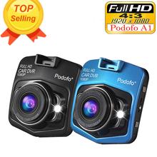 Original Mini Car DVR Podofo A1 1080P Full HD Camera Novatek Registrator Recorder Night Vision G-Sensor Dash Cam Camcorder DVRs(China (Mainland))
