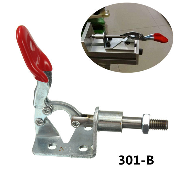 Fast Clamp Quick Release Hand Tool Holding Capacity Type 301 B 45kg