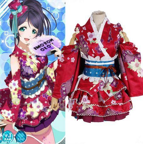 red japanese kimono costumes for women kimono dress japanese kimono traditional anime cosplay new year costumes for women