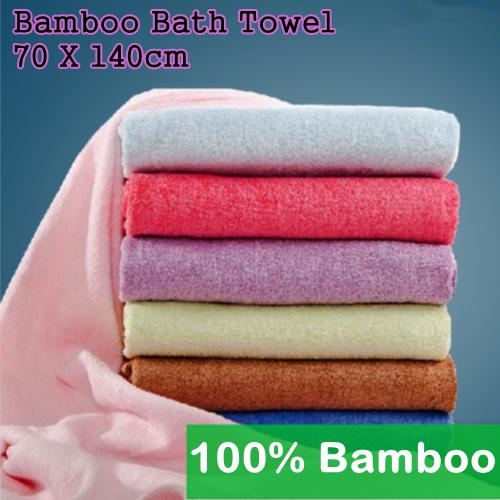 Bamboo Fiber Bath Towel set Beautician Toalha Beach Salon sauna terry Towel clearance washcloths High quality Bulk Towels 8068(China (Mainland))