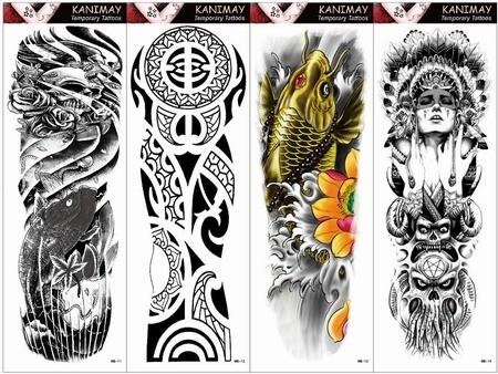 eyes of dragon Large Temporary Tattoo Stickers Men full Arm Leg Fake Transfer Tattoo Sexy Products Profiled Tatuagem Temporaria