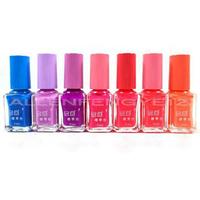6pcs  New 20 Colors Fluorescent Neon Nail Art Polish Glow in Dark Nail Varnish Nail Polish Glowing