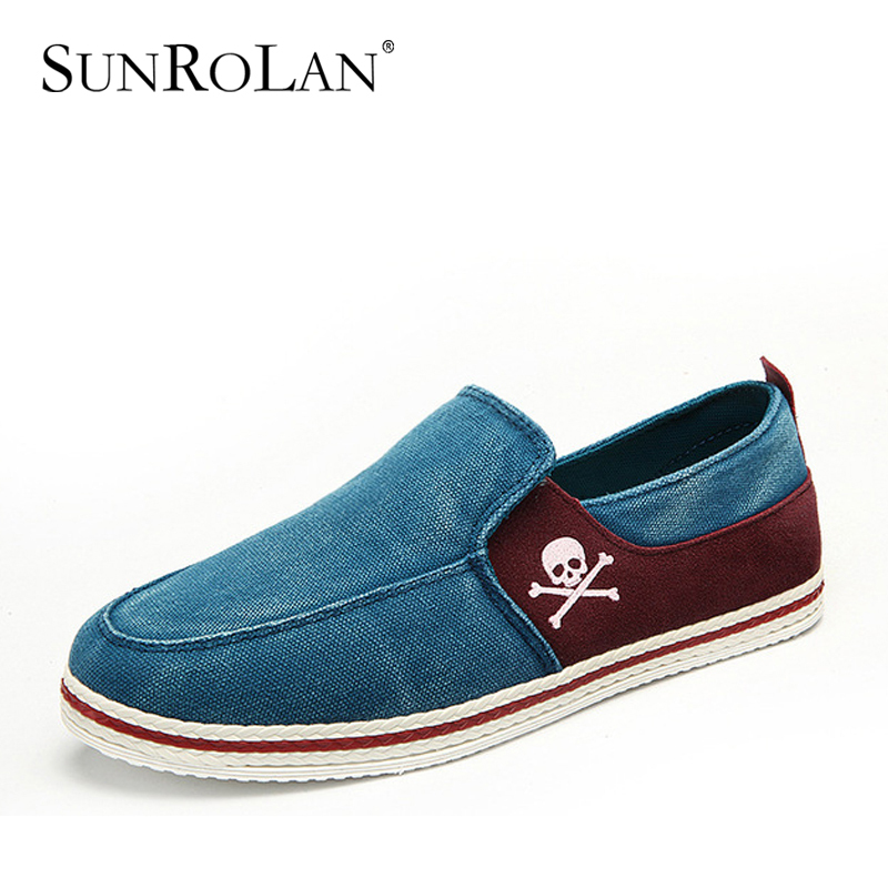 2015 New Spring fishion men canvas shoes casual men's low board male autumn Flat Breathable MFB056 - SHOES COUNTRY store
