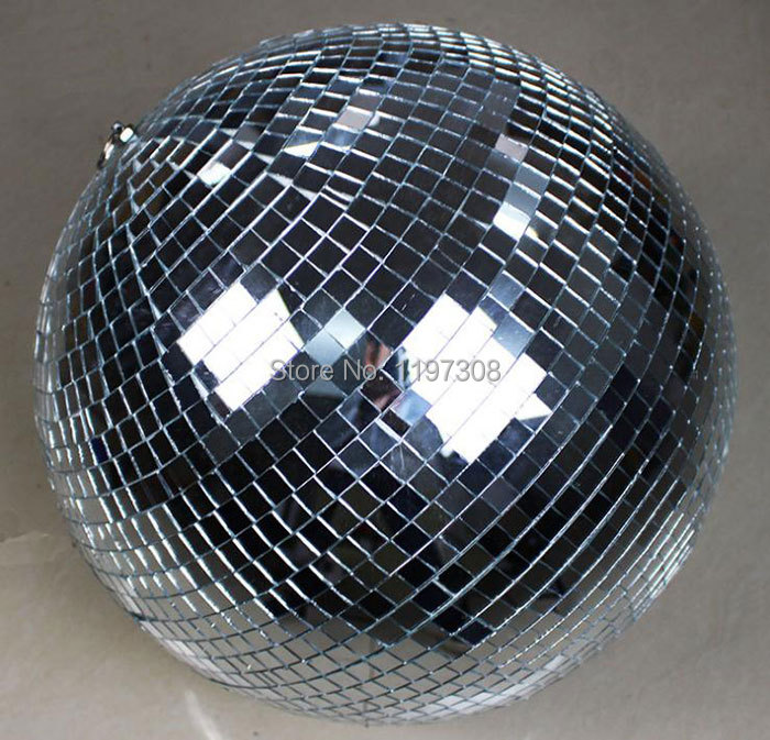 Achetez en gros verre de boule de disco en ligne des for Miroir tournant